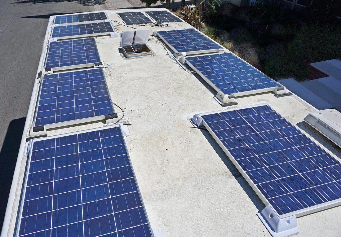 Mobile Solar Power Made Easy! Mobile Solar Power Made