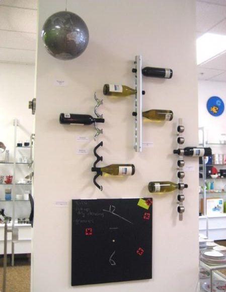 23 estantes y muebles para vinos y otros licores bar en casa - Estantes para vinos ...