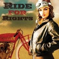 In the summer of 1916 women do not have the right to vote, let alone be motorcyc…
