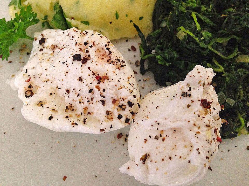 Pochierte Eier (Rezept mit Bild) von Frischfrosch | Chefkoch.de