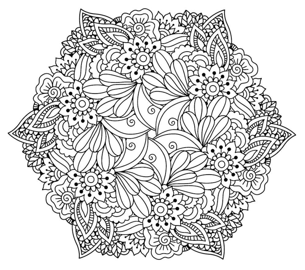 Pin de Dinorah Aparicio Ardòn en Arte | Pinterest | Mandalas ...