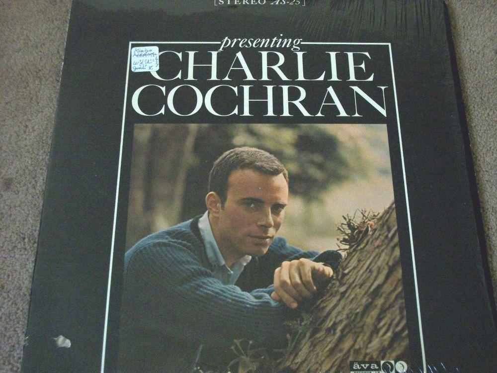 Charlie Cochran / Dick Hazard / Vinyl  RPM Record LP Album AVA AS-25 RARE #easylistening #music #album
