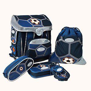 sammies by samsonite premium soccer schulranzen set. Black Bedroom Furniture Sets. Home Design Ideas