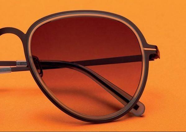 a4c91c48f6 Modo Eyewear Paper-Thin Titanium VS1 - Modelo Torino Leve