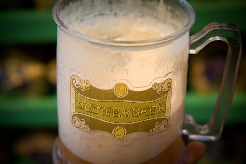 Frozen Butterbeer Wizard World of Harry Potter