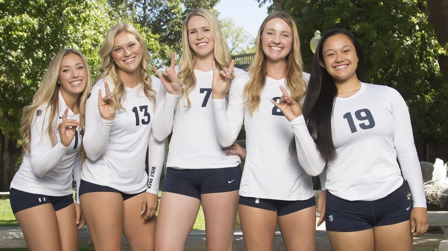 With matches against UNLV and San Diego State, the Nevada Wolf Pack (18-10, 9-7) is set to cap off its most successful season in more than a decade.