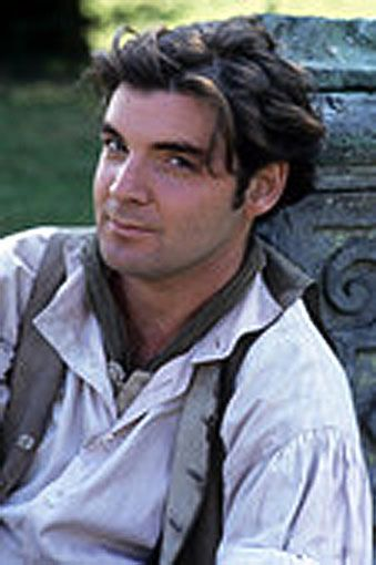 Brendan Coyle... this guy was young once?! He's looked the ...