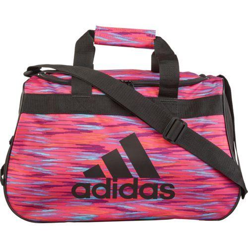 Adidas™ Diablo Duffel Bag Pink