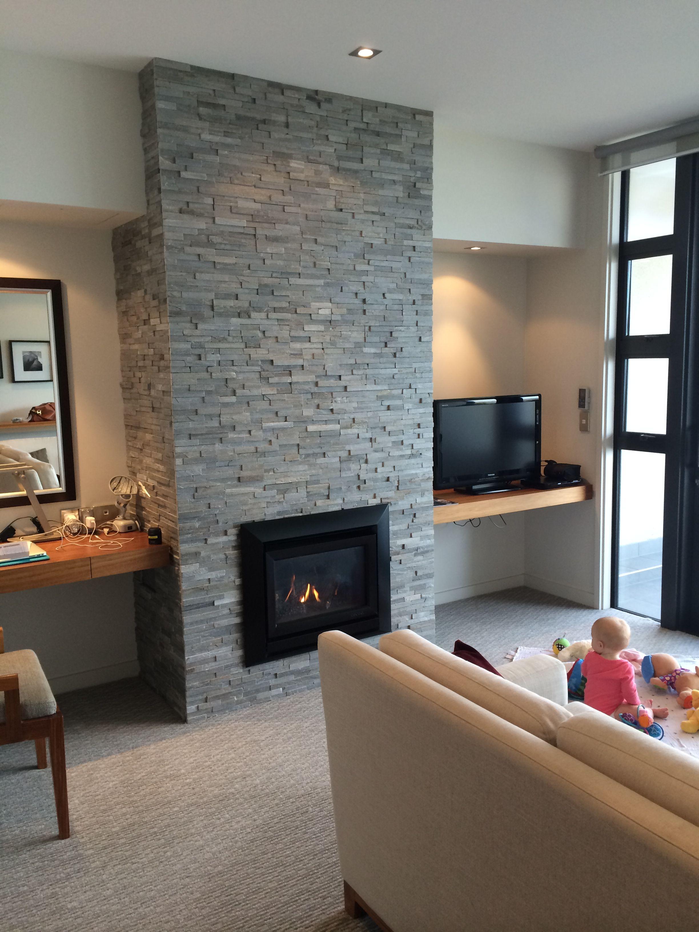Foyer intérieur, Idée déco maison, Relooking cheminee