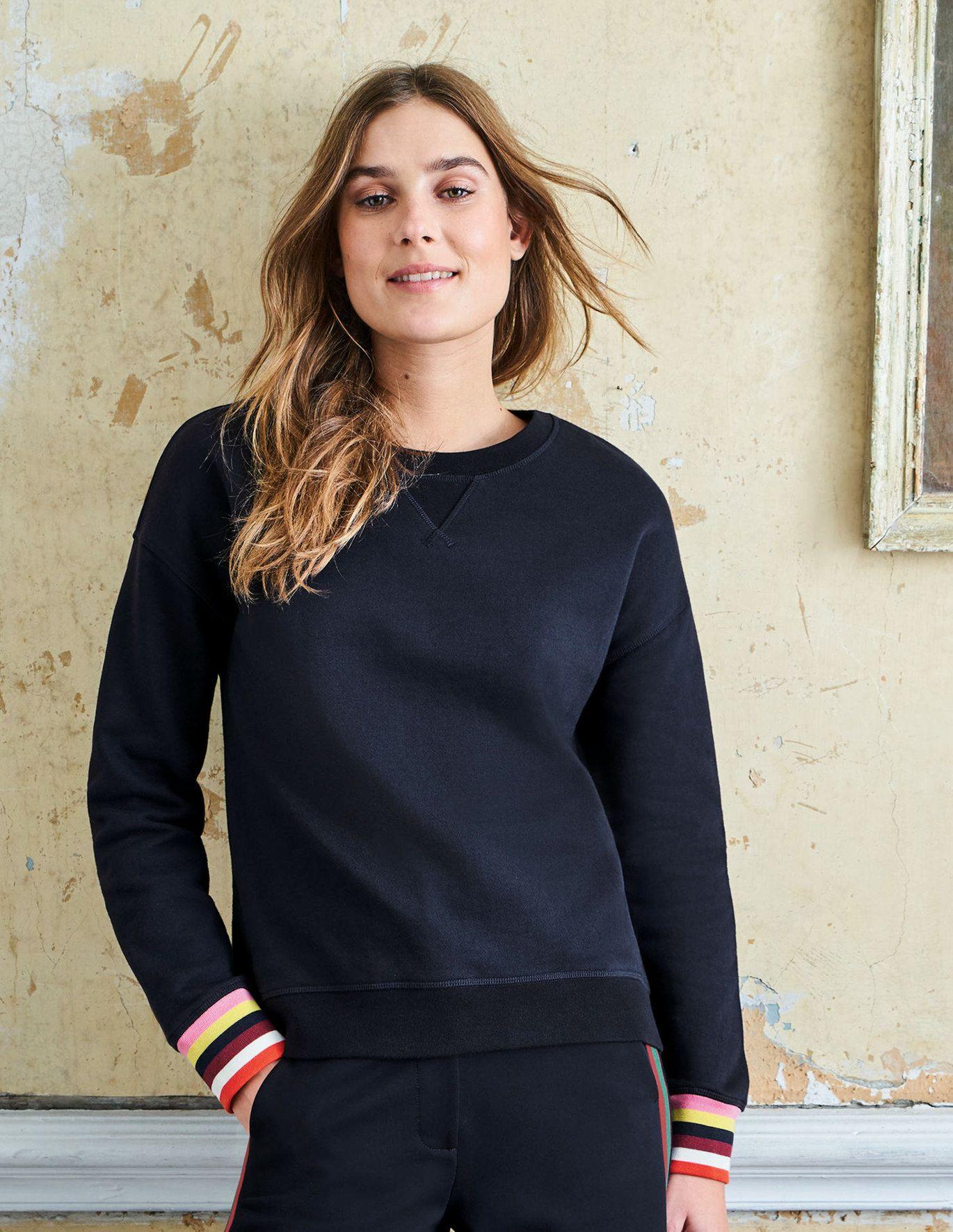 80efe2c722d Arabella Sweatshirt - Rainbow Stripe | 2019 Fashion in 2019 ...