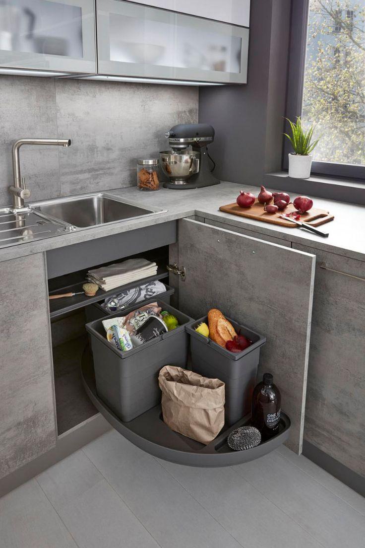Photo of Cucina con spazio di archiviazione