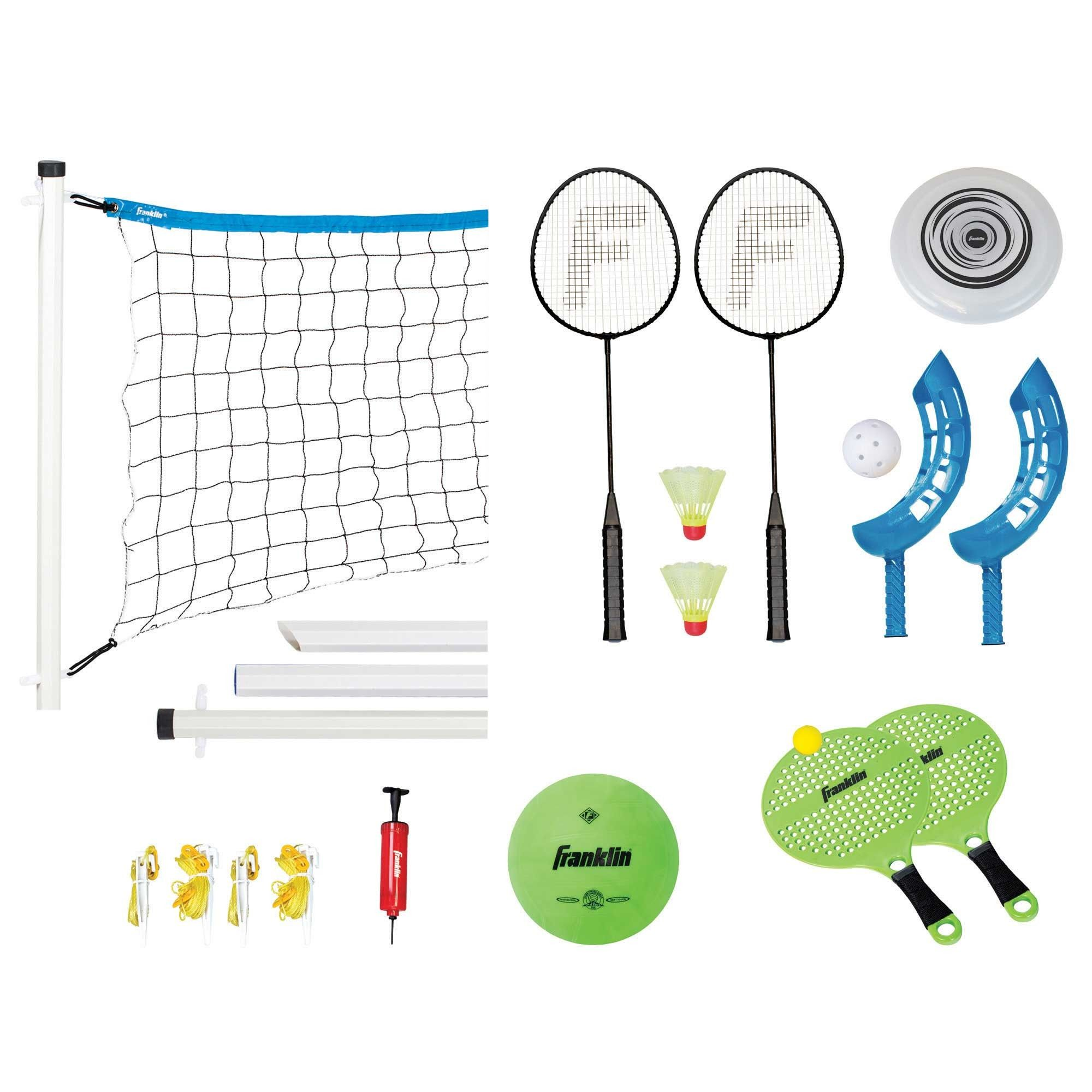 Fun 5 Combo Game Franklin Sports Family Games Outdoor