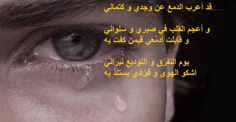 اشعار الوداع والفراق تبكي العين من جمال تعبيرها للإحساس Movie Posters Movies
