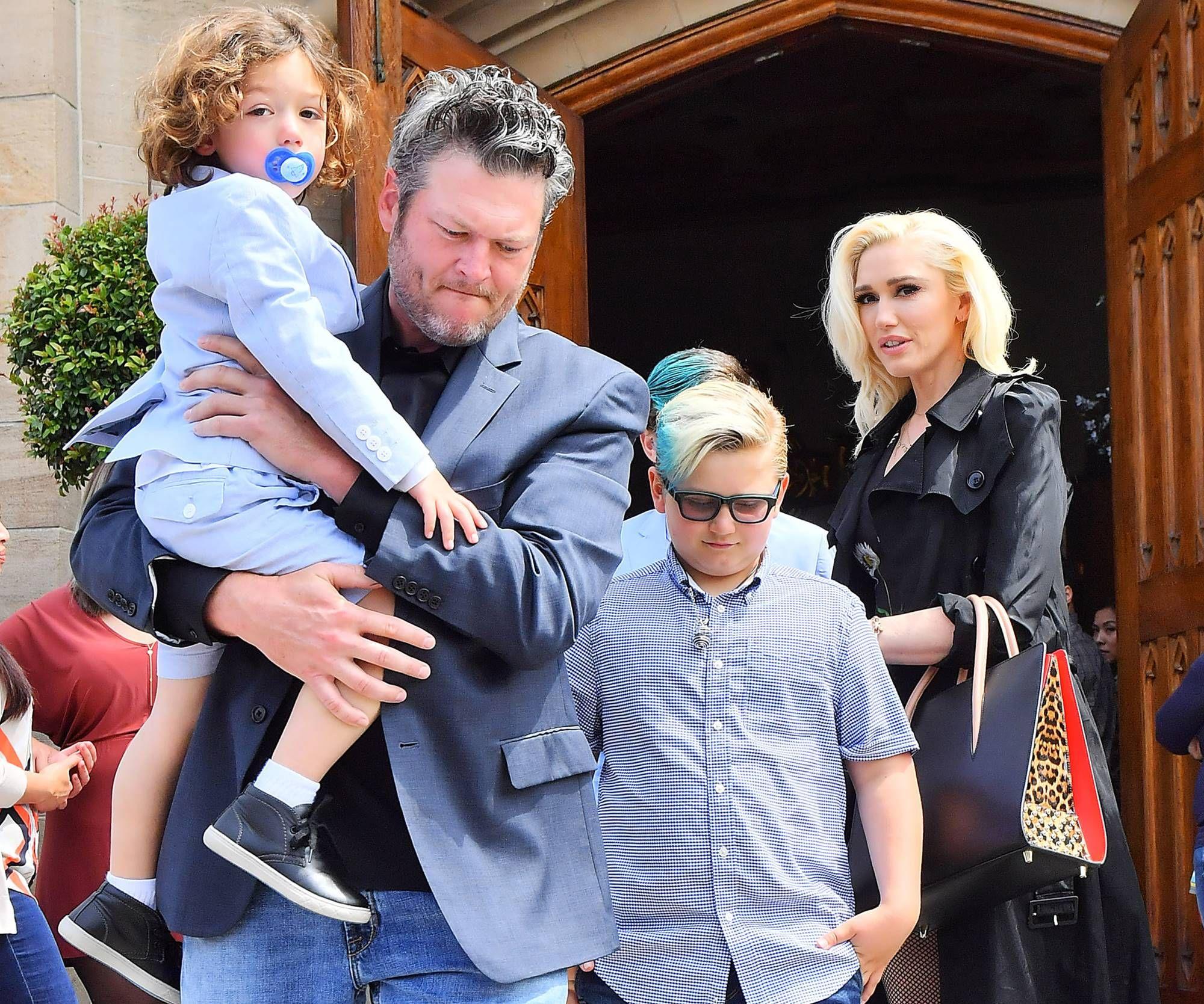 Blake Shelton Is Planning To Go All In With Gwen Stefani's