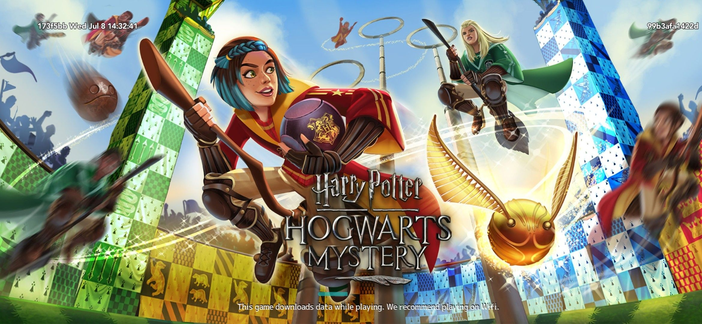 The Quidditch Cup Your Third House Match Will Decide If Your Team Wins The Quidditch Cup Hogwarts Mystery Hogwarts Harry Potter