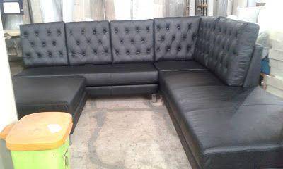 Pabrik Sofa Informa Ikea Courts Melandas Davinci Leather Sofa