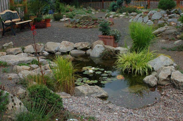 Attractive Garden Water Features