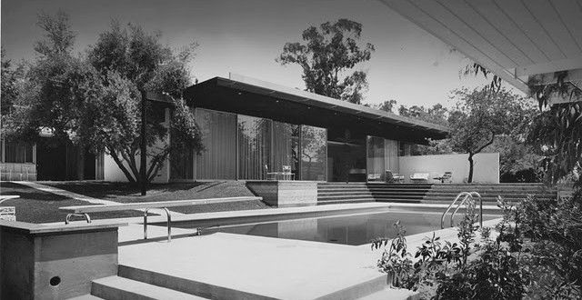 The Richard Neutra Kronish House Is Safe! | Mid century, Richard ...