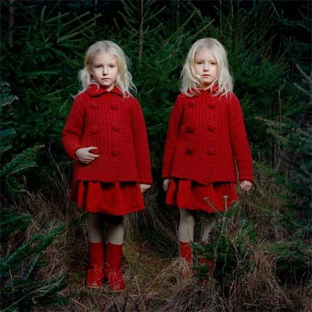 red boot twins