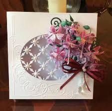 Image result for heartfelt creations fuchsia cards