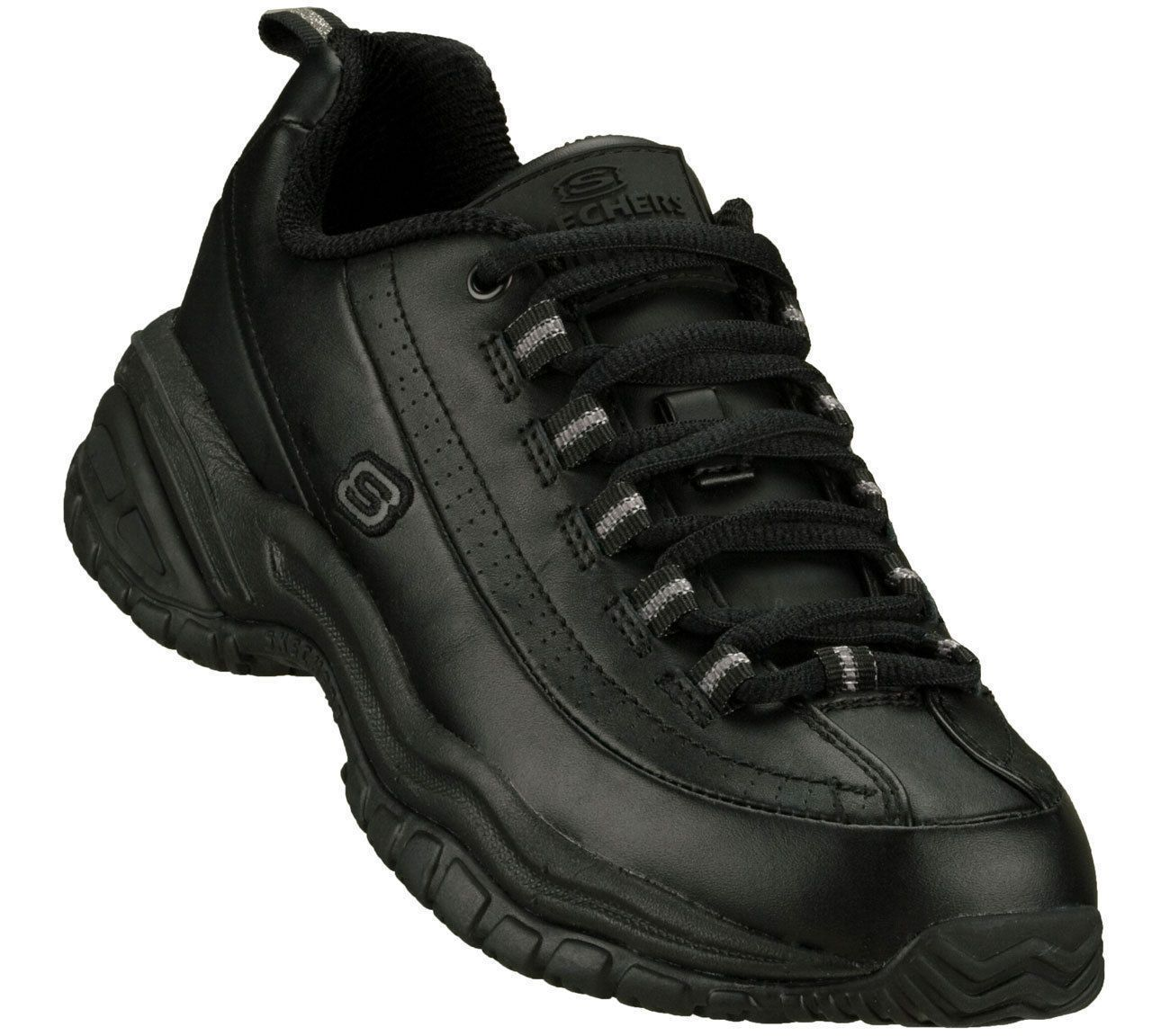 Skechers 76033 Womens Work Shoes Soft Stride Softie Slip Resistant