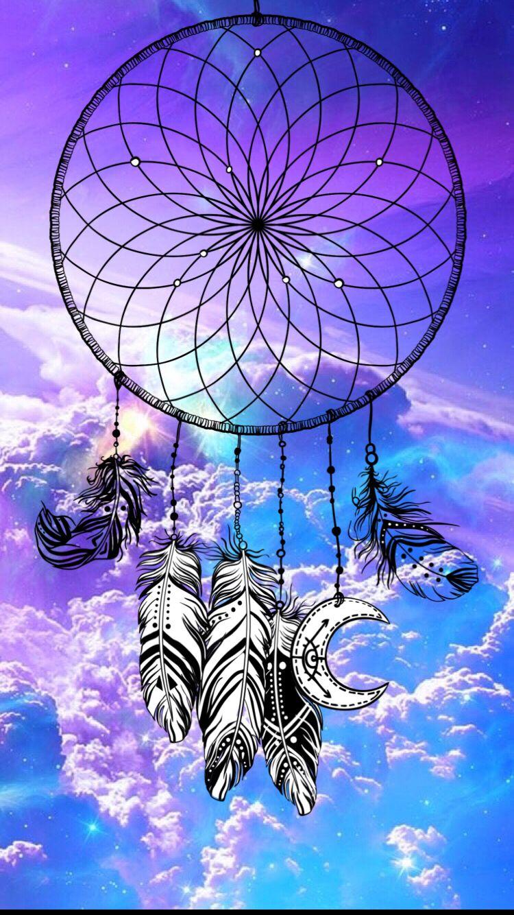 Cloudy dream catcher Dream catcher, Dreamcatcher wallpaper
