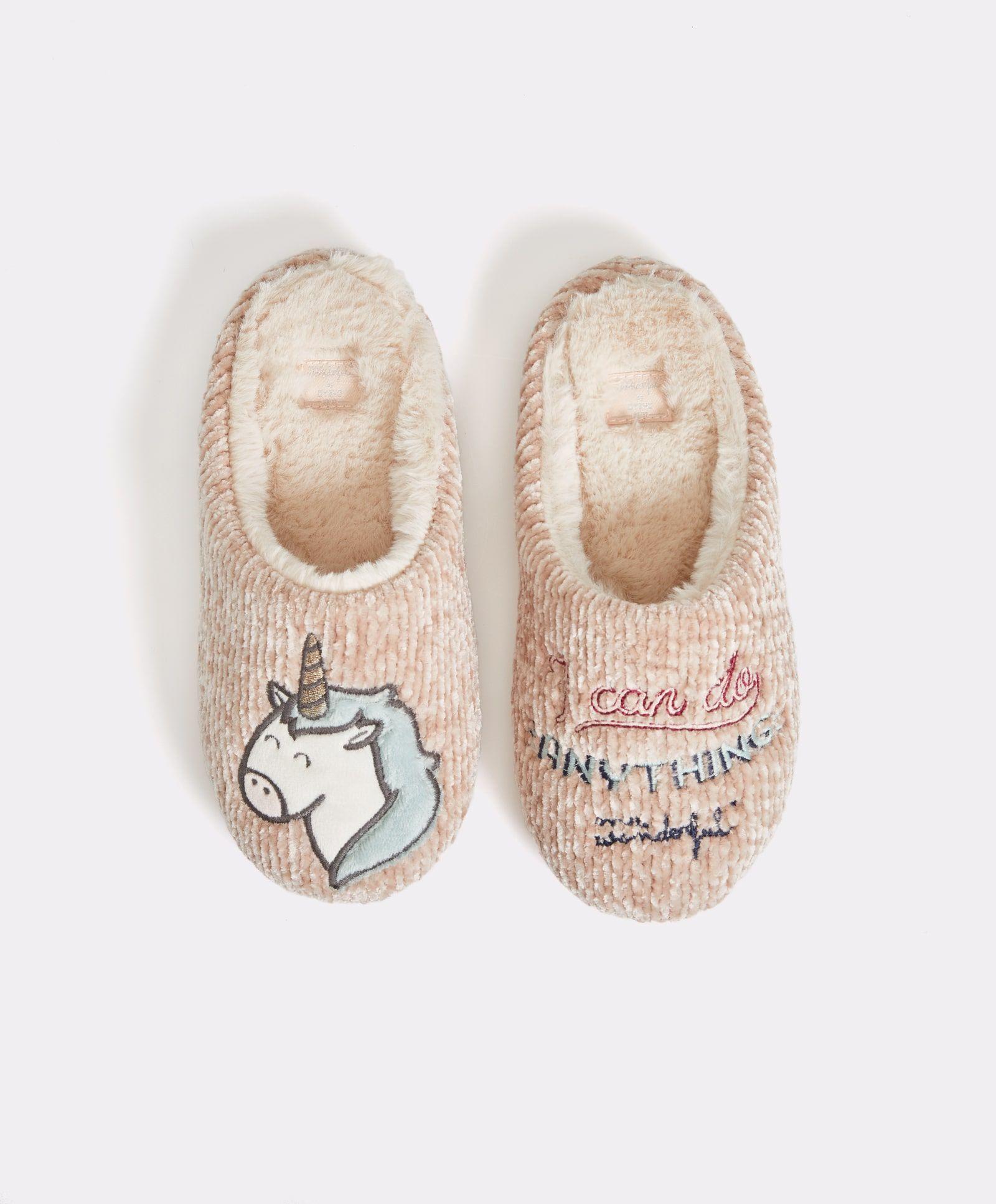 e5da7ea35b1b Mr Wonderful© slippers - Slippers - PYJAMAS AND HOMEWEAR
