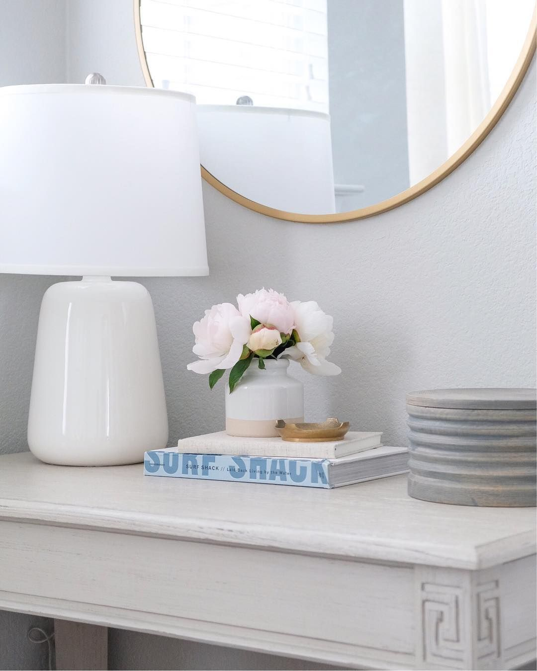 Guest room nook ☺️ . . . Shop this post by downloading the