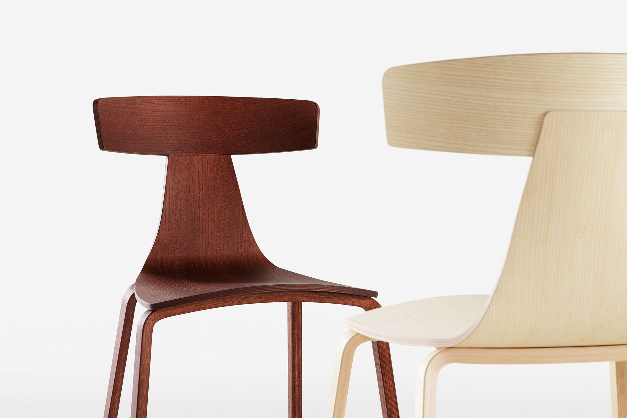Remo Dining Chair By Konstatin Grcic For Plank Sillas