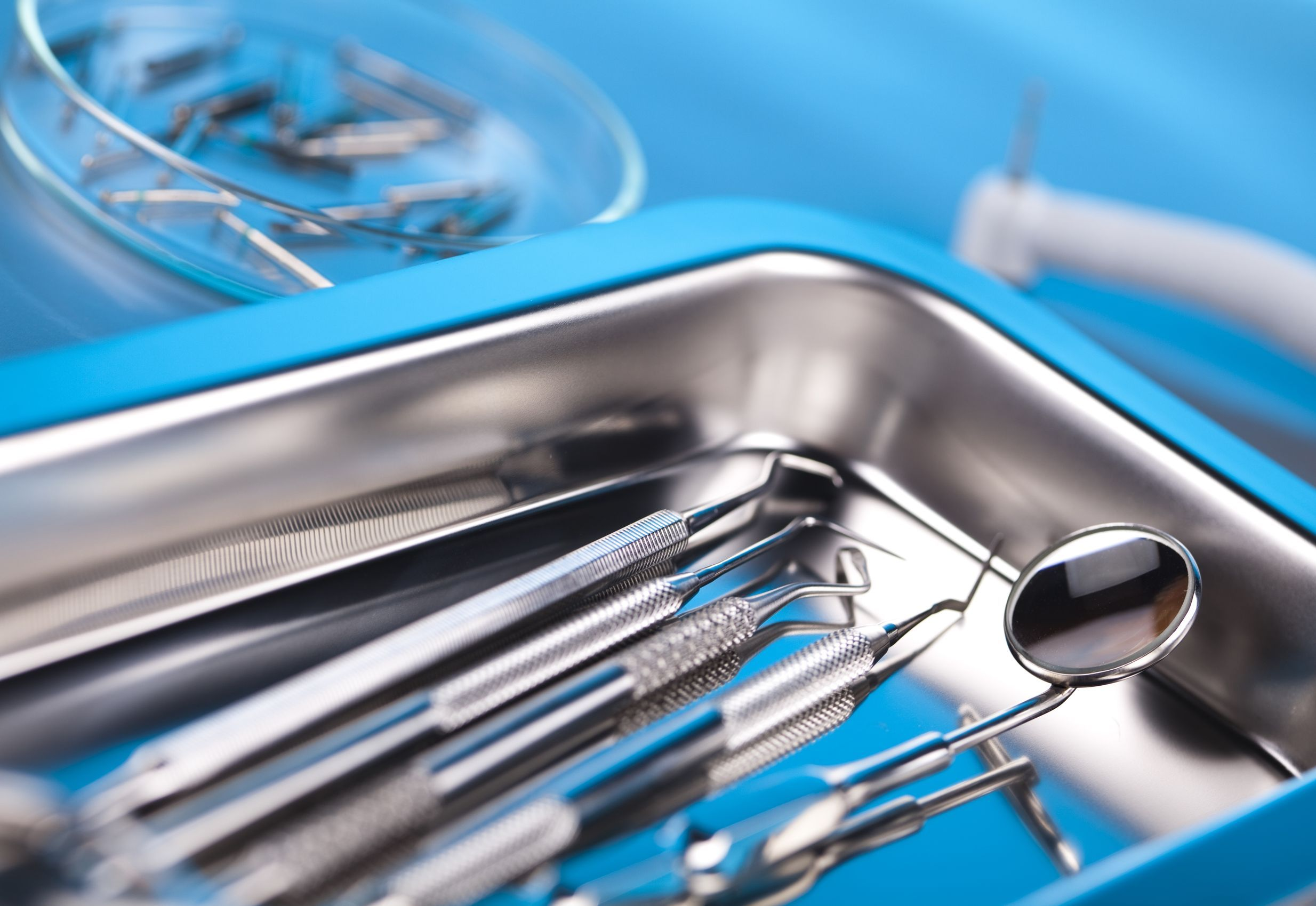 Dental Instruments manufacturing according to