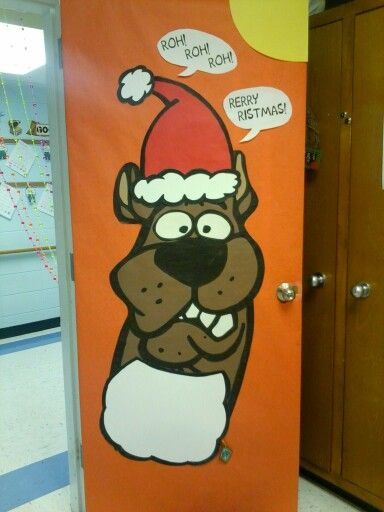It S Scooby Claus Roh Roh Roh Scooby Doo Classroom
