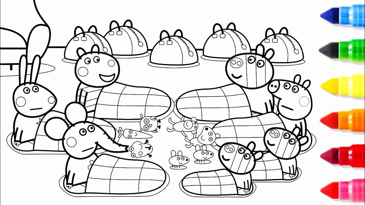 Coloring Cartoons Peppa Pig Inspirational World Class Coloring Pages Pig For Kids Coloring Pages Peppa Pig Coloring Pages Peppa Pig Colouring Coloring Books