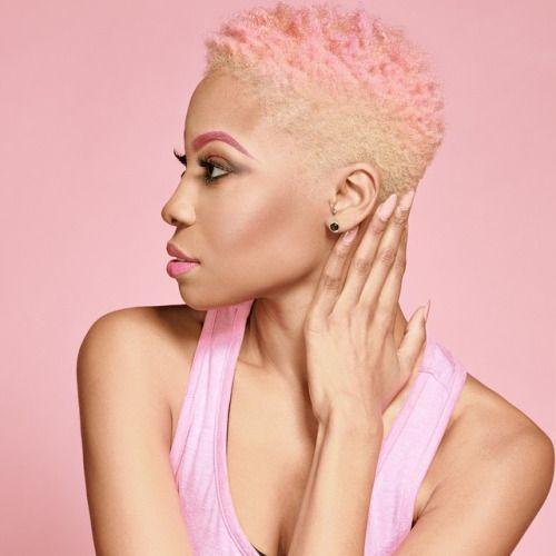 Floral Prints And Fashion Sense Natural Hair Styles Natural Hair Styles For Black Women Twa Hairstyles