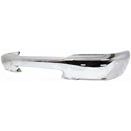 Diften 105a1822x01 New Bumper Front Chrome Styleside Ford Ranger 2000 99 98 1999 1998 Fo1002346 Visit The Affil Car Hacks Exterior Accessories Ford Ranger