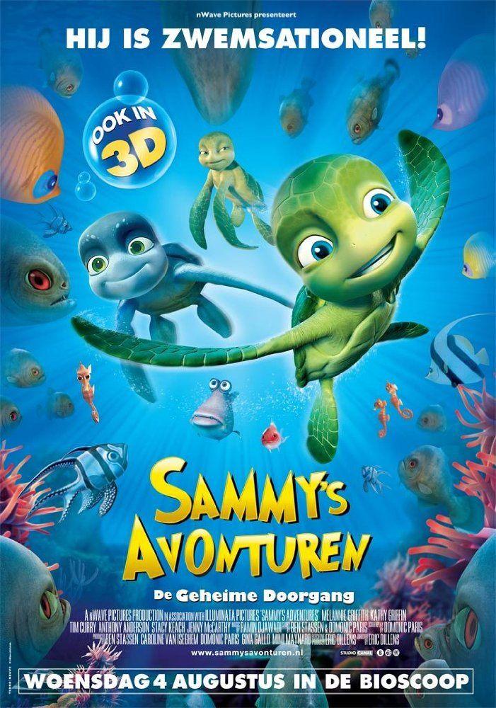 Sammyn suuri seikkailu (2010)