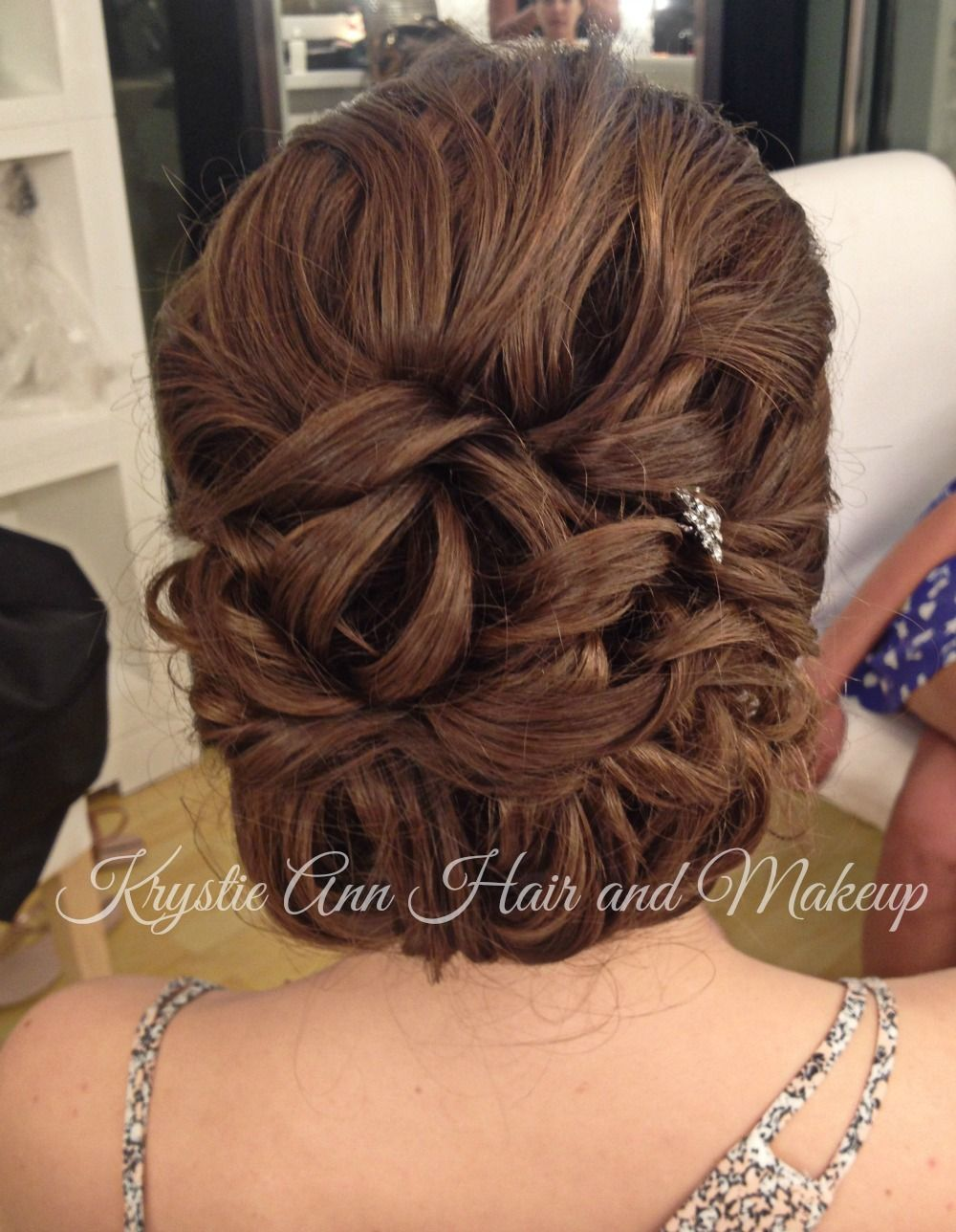 Best Virtual Hairstyle Software Hair Styles Brunette Updo Wedding Hair Inspiration