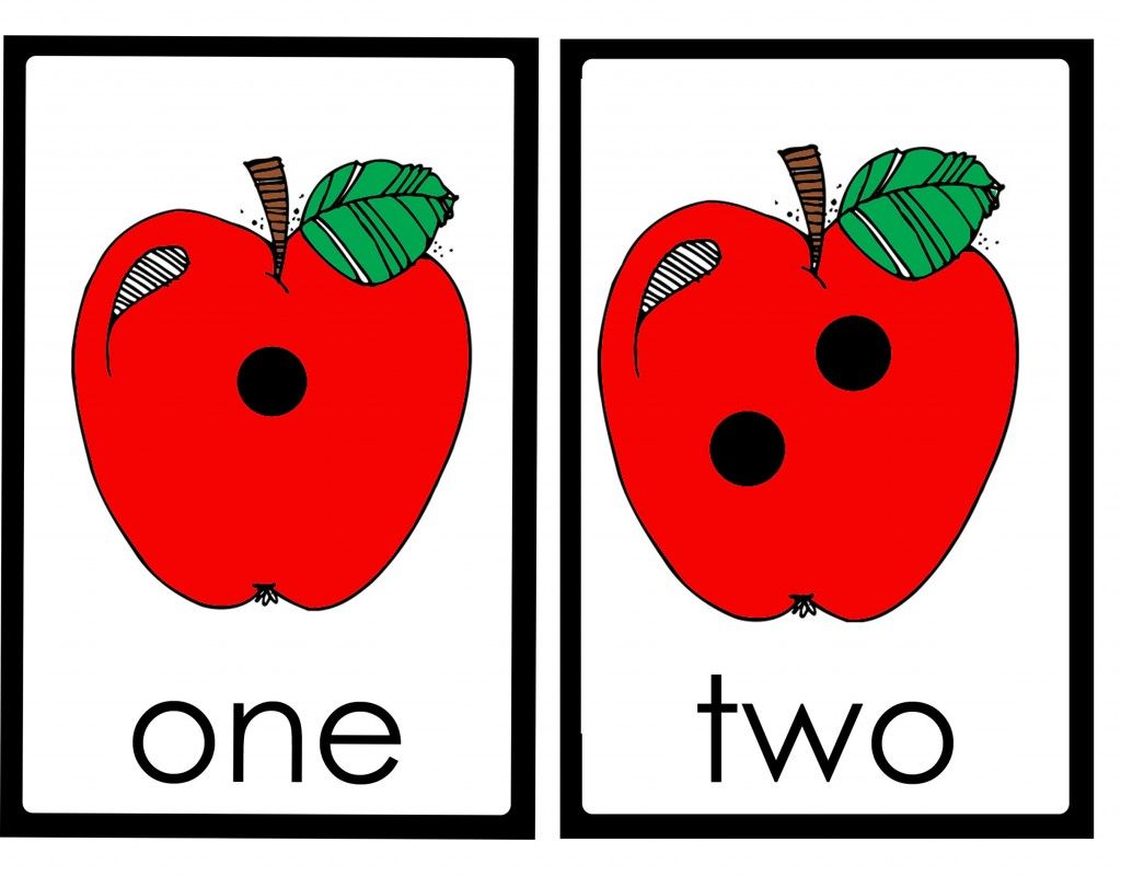 Free Apple Printable Pack With Math Writing Recipes And
