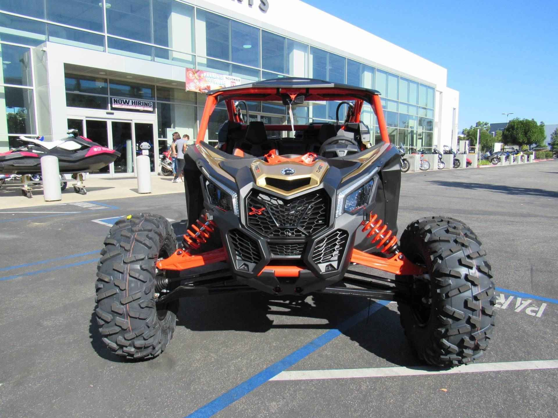 New 2017 Can Am Mavericka X3 X Rs Turbo R Atvs For Sale In California This Is The World S First Factory 72 In Wide Side By Side Vehicle Wi In 2020 Can Am Turbo Atv