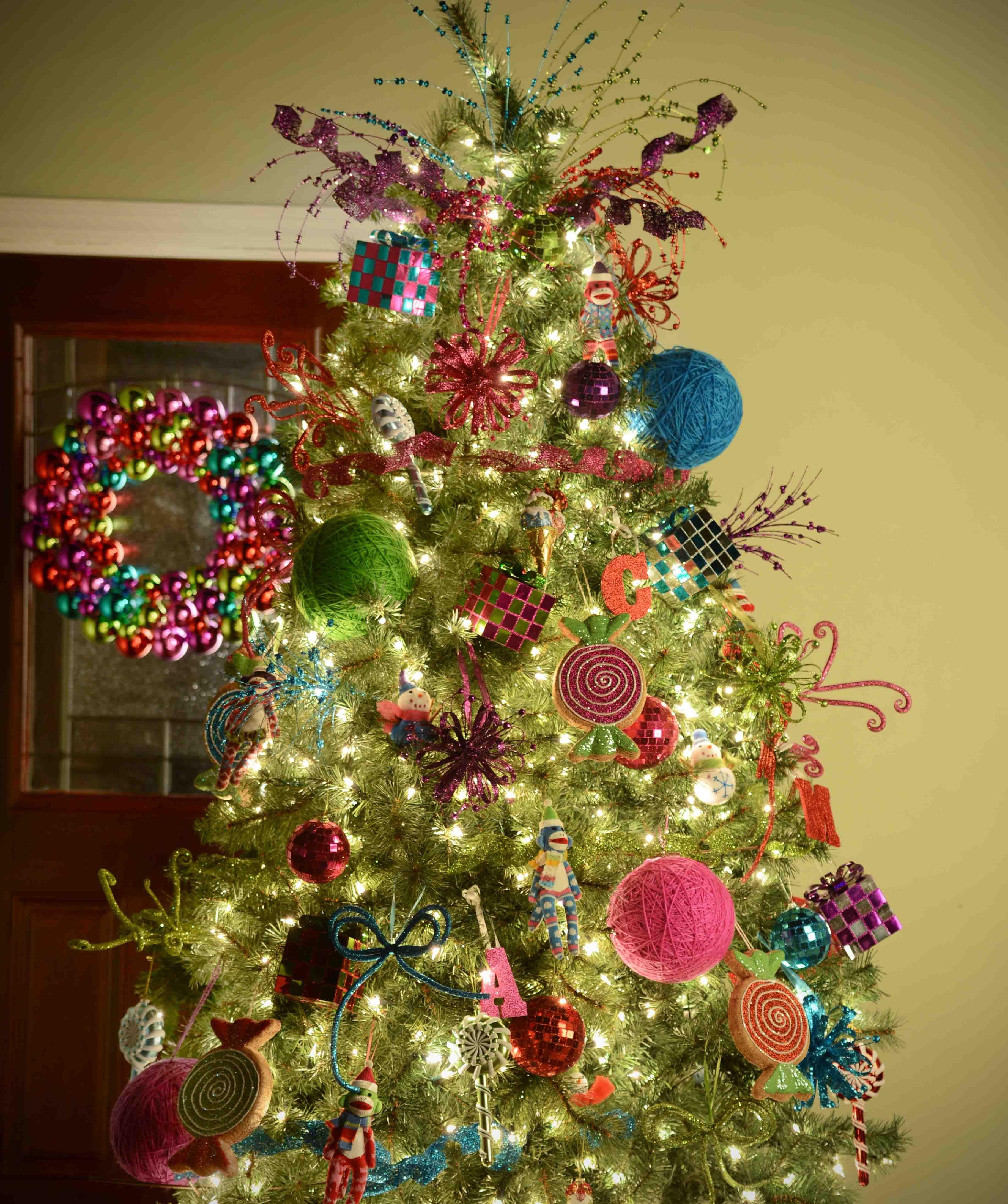 winter christmas i want these colors this year razzle dazzle kirklands seasonaldecor