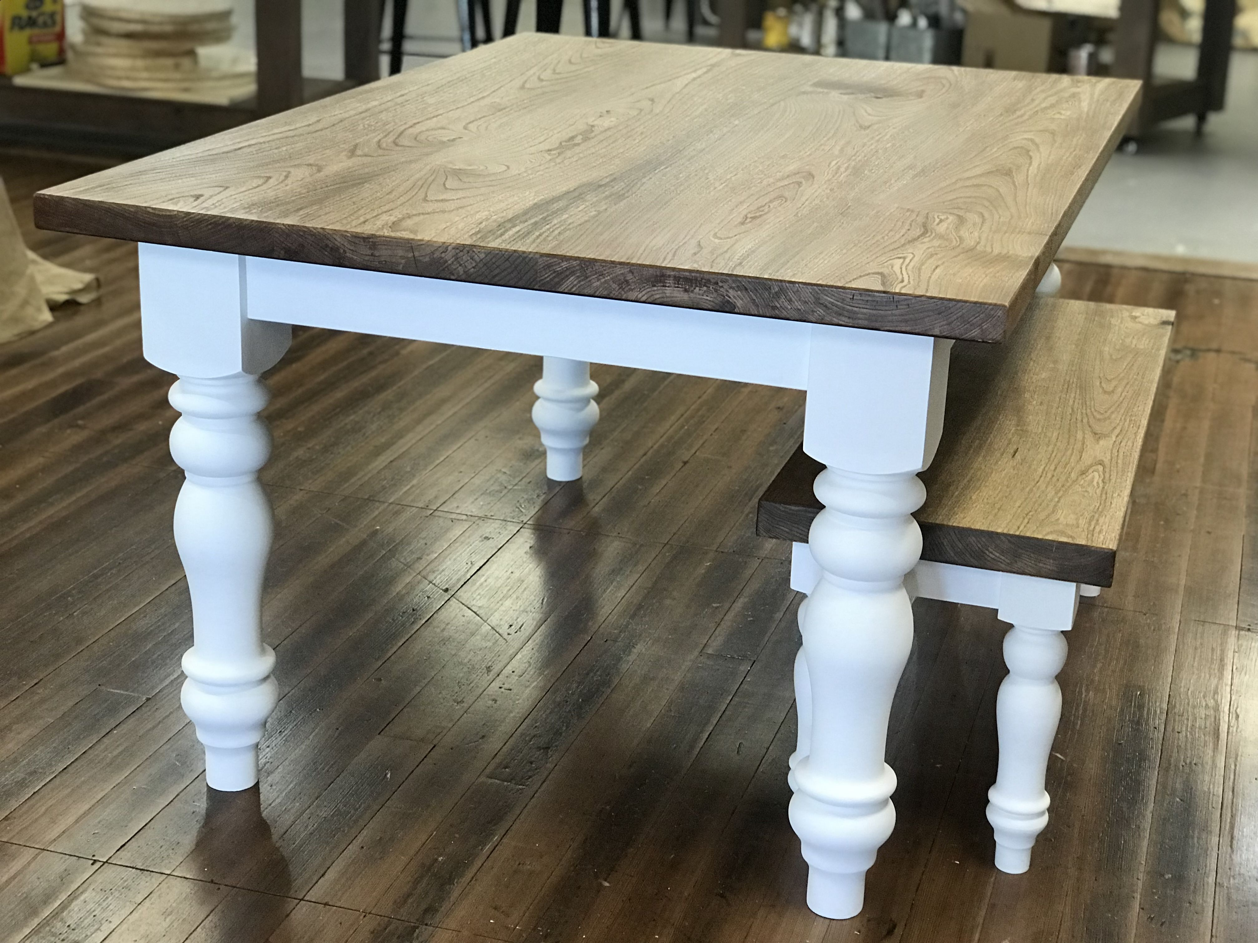 Farmhouse Table Farmhouse Table Farmhouse Table With Bench Table