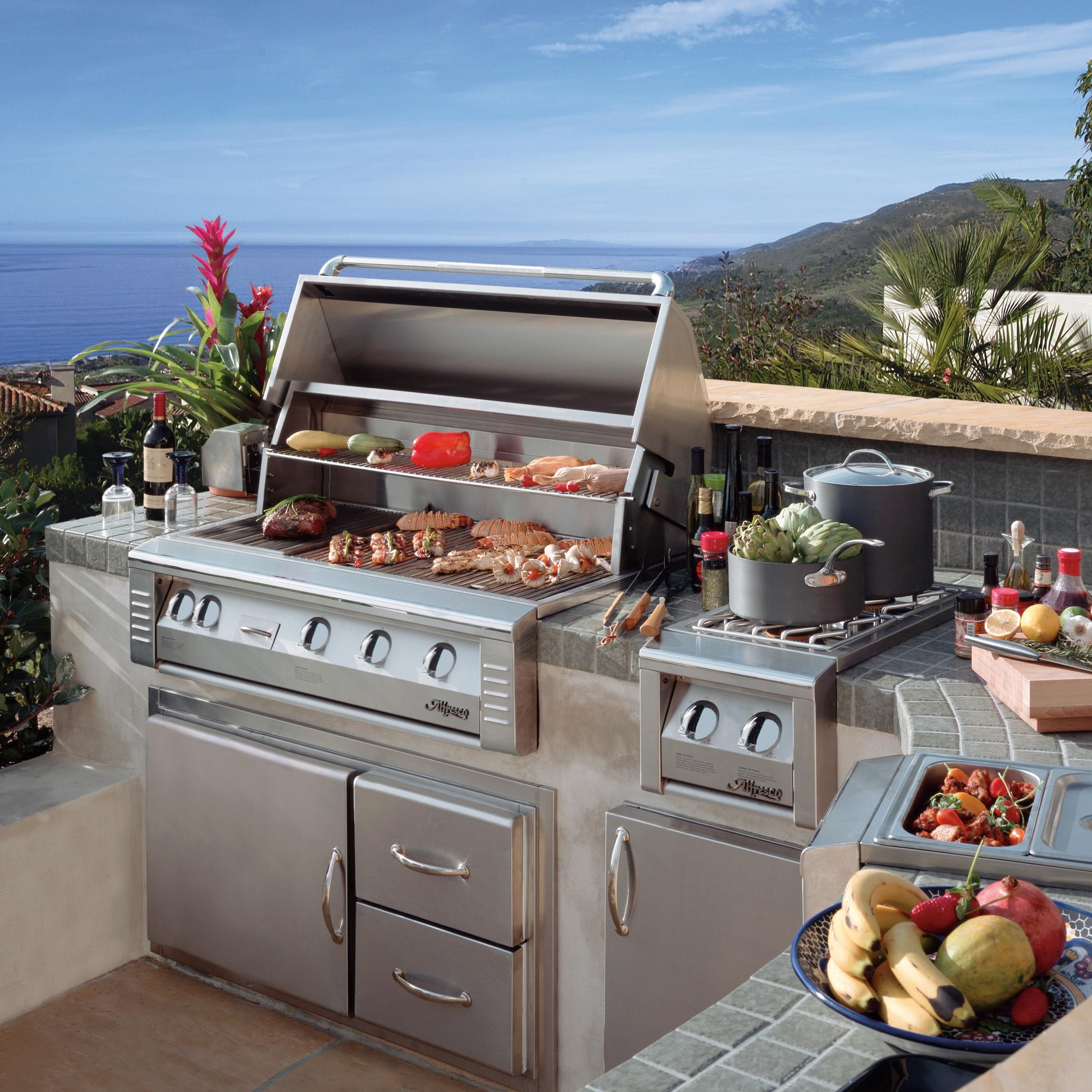 Alfresco Open Air Culinary Systems Are Brought To You By A