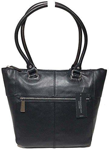 Tignanello Perfect Pockets Tote Bag Black