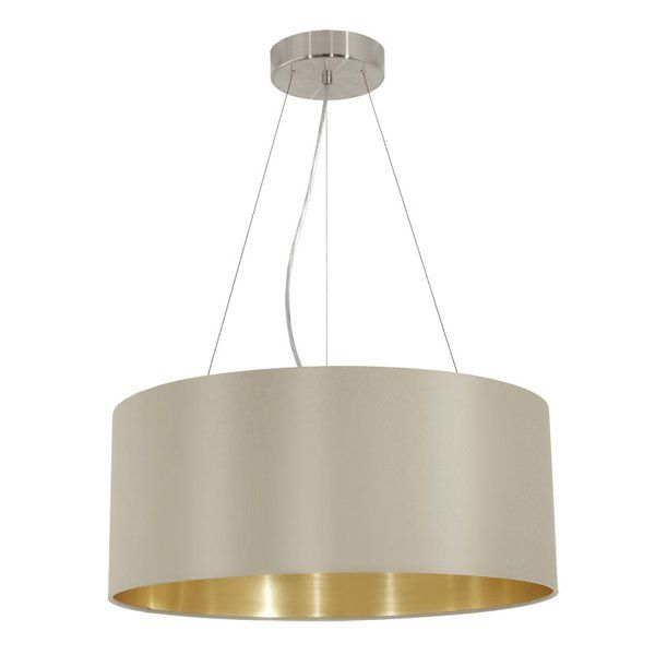 Youll love the foley 3 light drum pendant at wayfair co