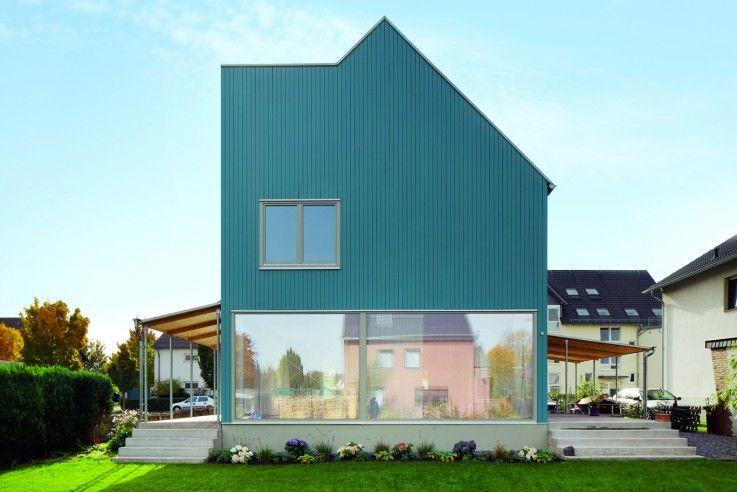 Kleines Haus in Blau   kleines Häuschen, Elemente und Klassisch