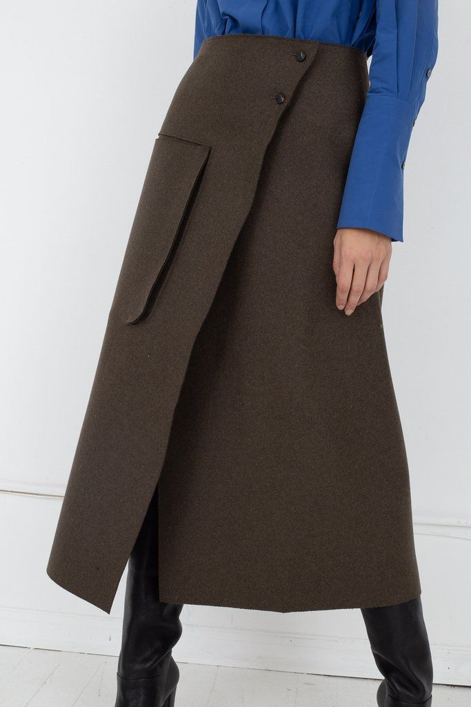 Best Hiro Skirt In Forest Green In 2020 Skirts Clothes Fashion 640 x 480