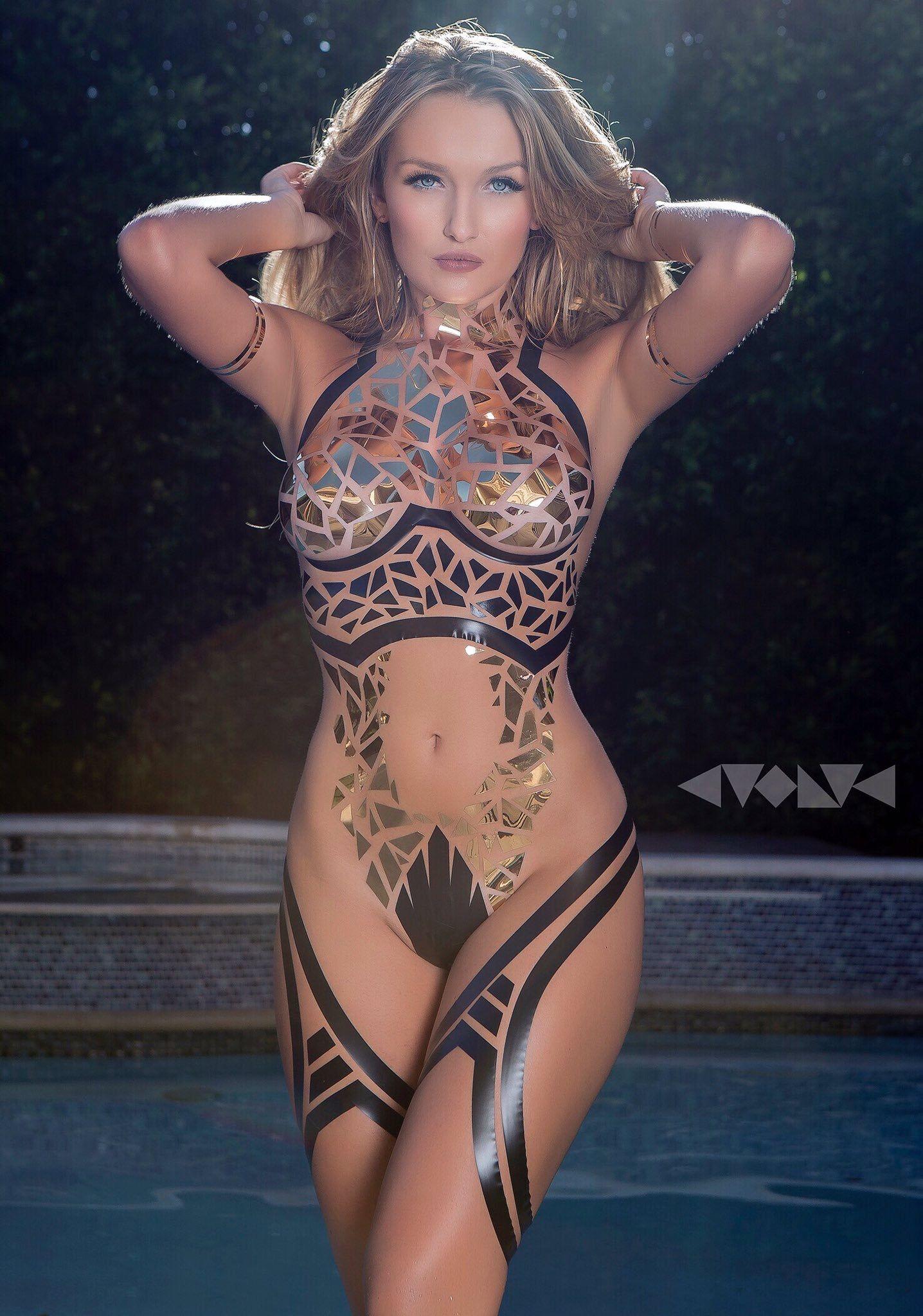 Trista Mikail Nude