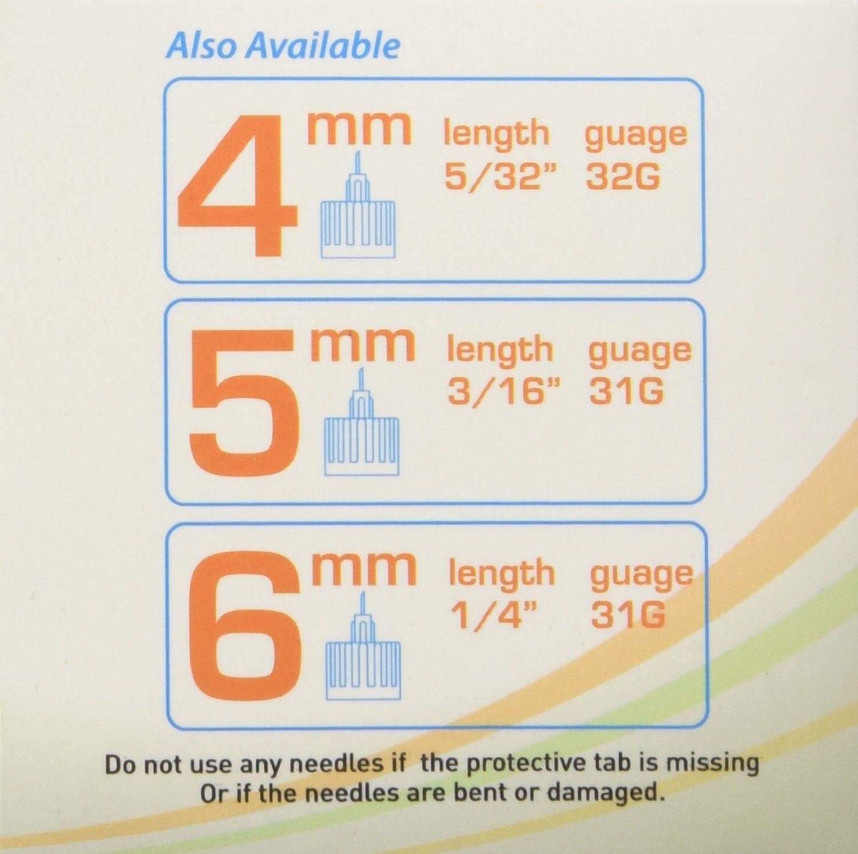 VM1000283739 Clever Choice ComfortEZ Insulin Pen Needles