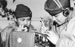 navajo code talkers help secure an allied victory in the pacific during world war 2