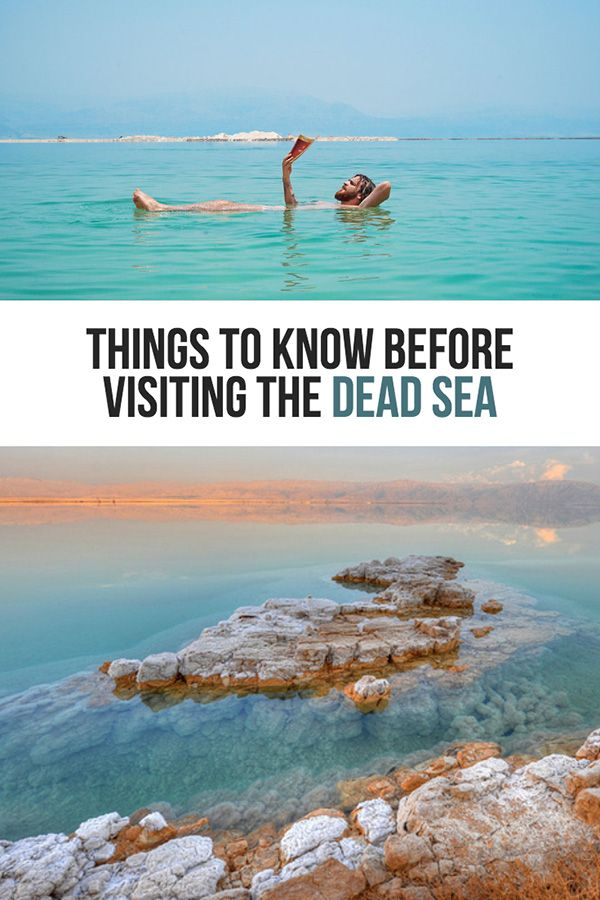 Dead Sea Tips: Do's and Dont's for your First Visit #traveltojordan