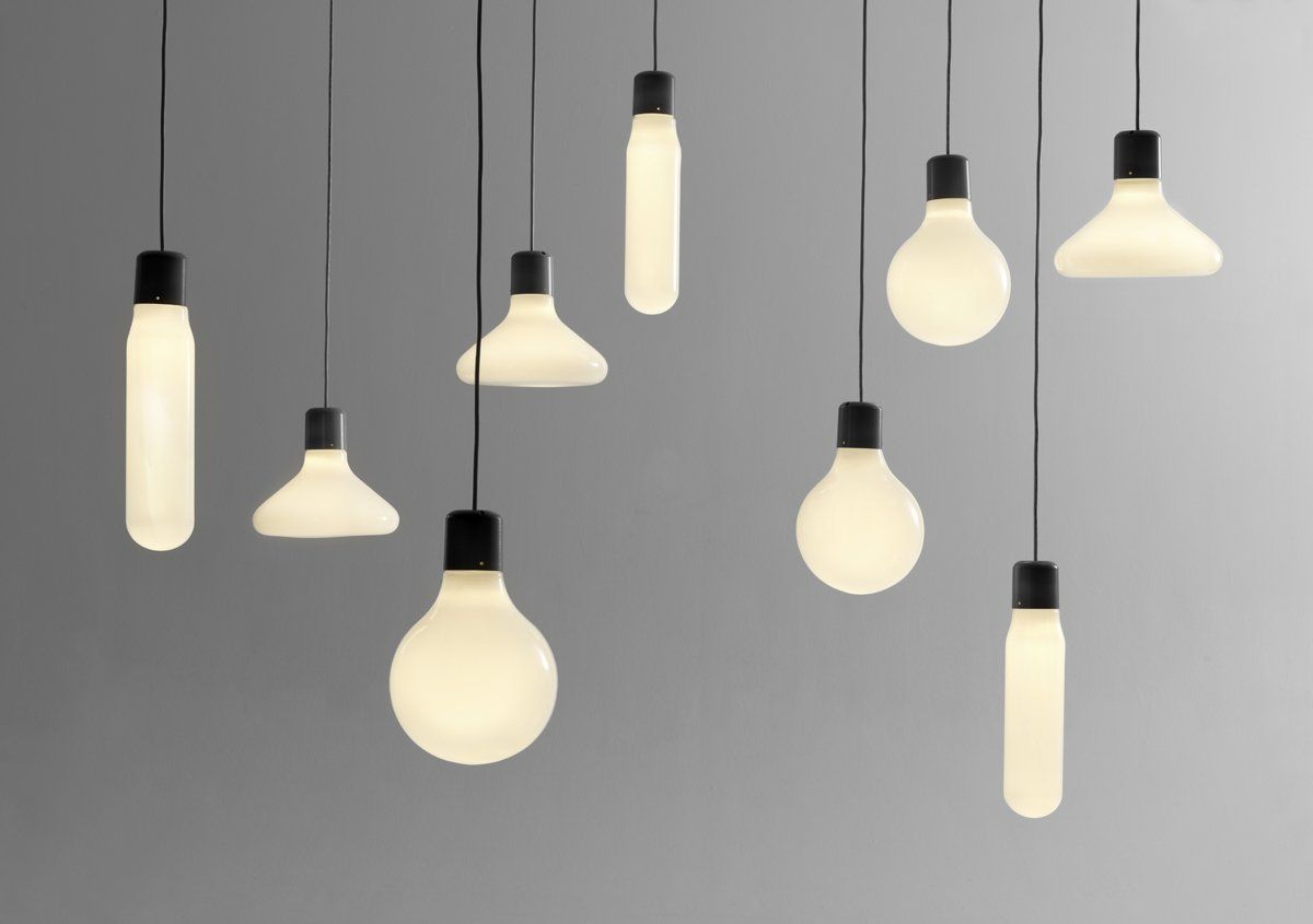 Form pendant lights lit pinterest pendant lighting